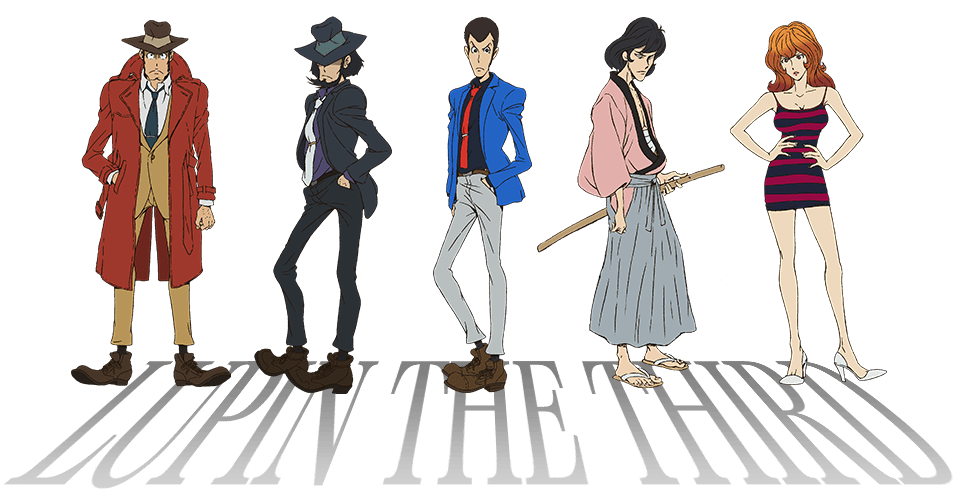 History image LUPIN THE THIRD